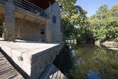 Ridge Ave bridge and the Philadephia Canoe Club, Philadelphia